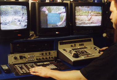 Sendetechnik der 80er - Rockpalast lässt grüßen....